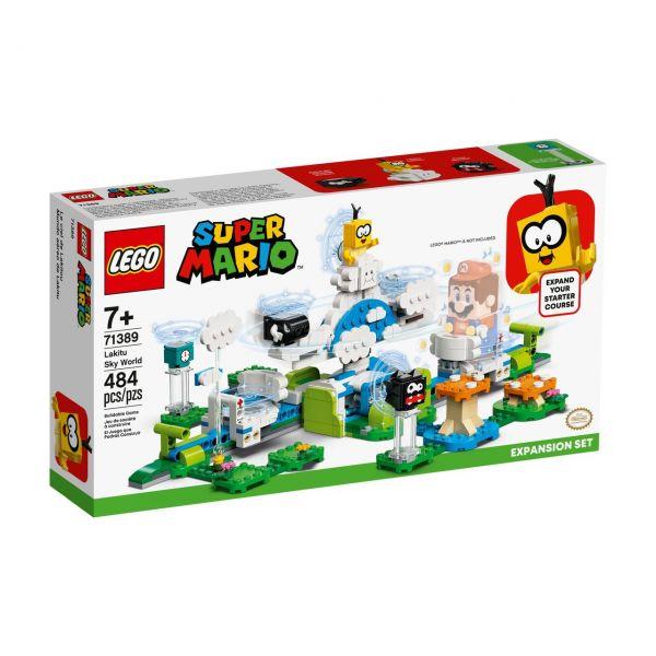 LEGO 71389 - Super Mario - Lakitus Wolkenwelt, Erweiterungsset