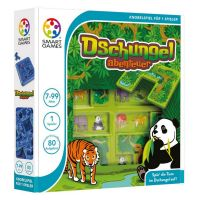 SMART GAMES 105 - 3D Klassiker - Dschungel Abenteuer