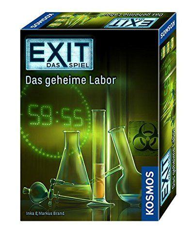 KOSMOS 692742 - EXIT - Das geheime Labor
