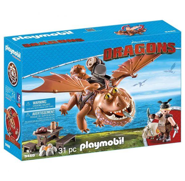 PLAYMOBIL 9460 - Dragons - Fischbein und Fleischklops