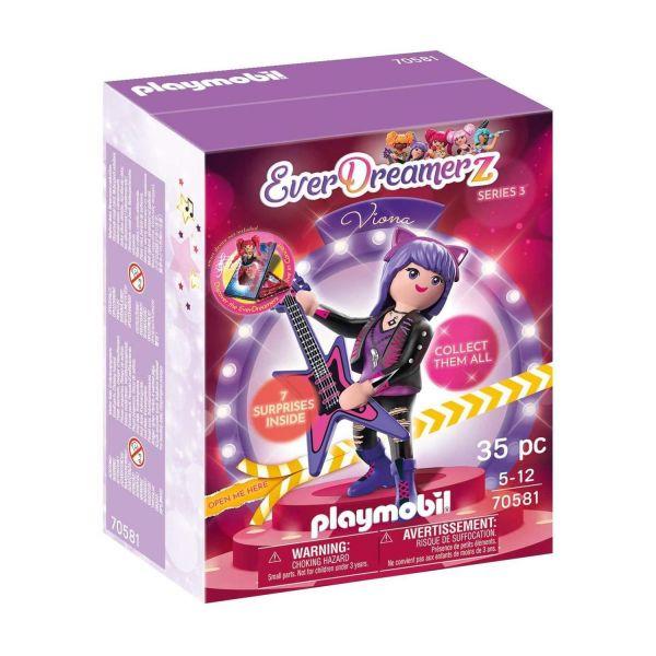 PLAYMOBIL 70581- EverDreamerz - Viona, Music World