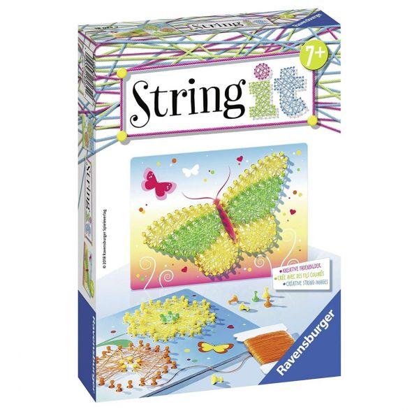 RAVENSBURGER 18034 - String It Mini - Schmetterlinge