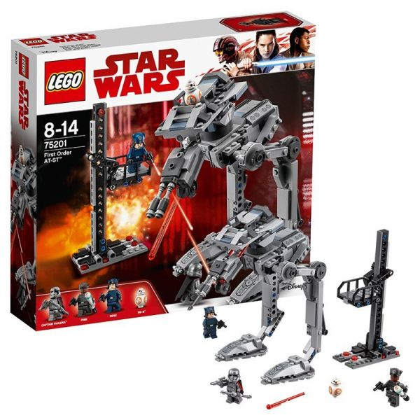 LEGO 75201 - Star Wars - First Order AT-ST