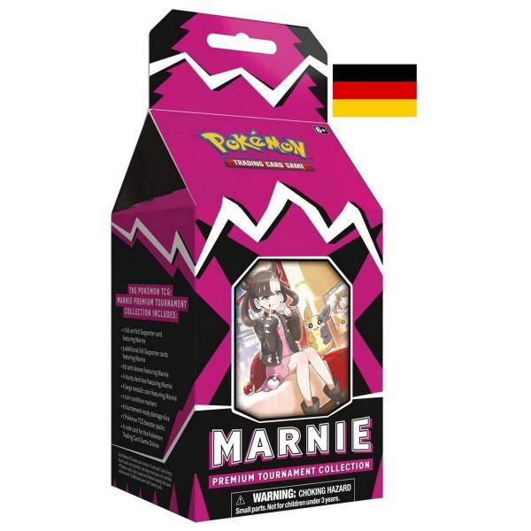 POKÉMON 45298 - Marnie - Premium Tournament Collektion, Box Deutsch