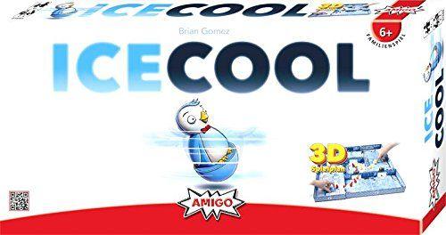 AMIGO 01660 - Familienspiele - ICECOOL