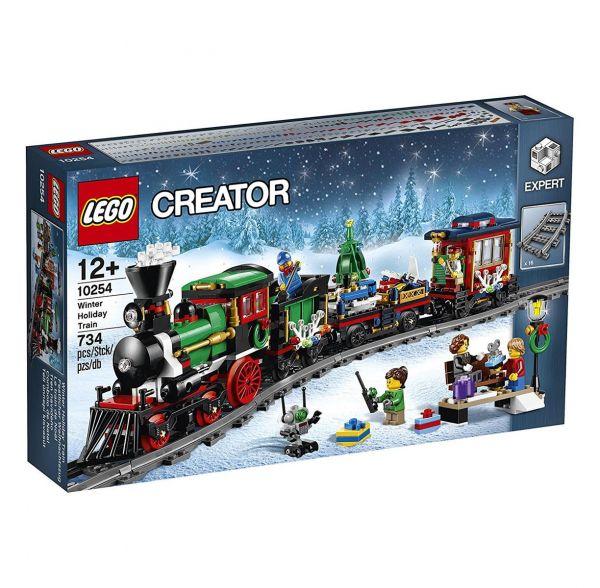 LEGO 10254 - Creator - Festlicher Weihnachtszug