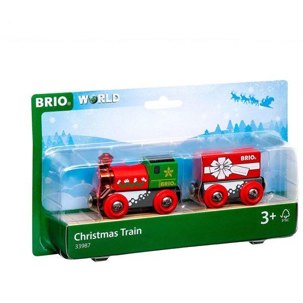 BRIO 33987 - Züge - Weihnachtszug