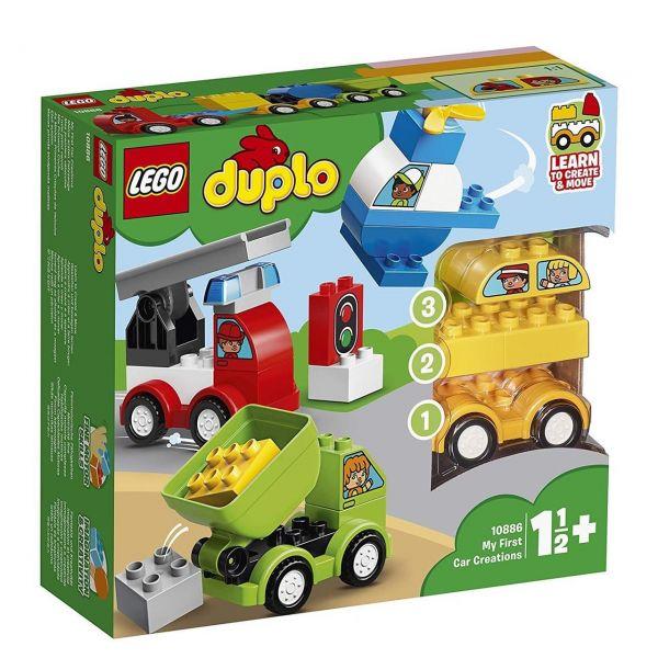 LEGO 10886 - Duplo - Meine ersten Fahrzeuge
