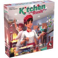 PEGASUS 51223G - Familienspiel - Kitchen Rush (deutsche Ausgabe)