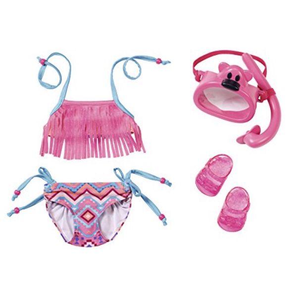 Zapf Creation 823750 - BABY born® Play & Fun - Deluxe Schwimm Set