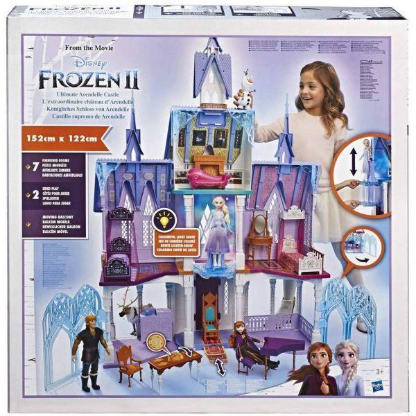 HASBRO E5495EU4 - Disney Frozen 2 - Arendelles königliches Schloss