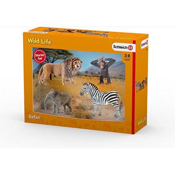 SCHLEICH 42387 - Wild Life - Starter Set