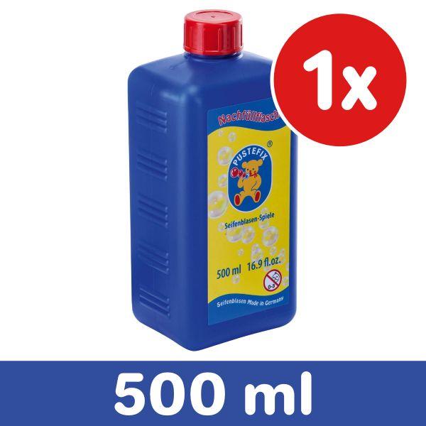 PUSTEFIX 420869722 - Seifenblasen - Nachfüllflasche, 500ml