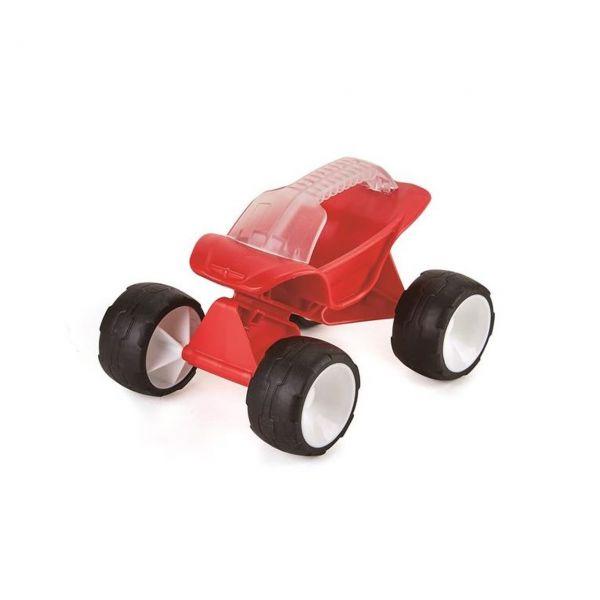 HAPE E4086 - Sandspielzeug - Dünen-Buggy, rot