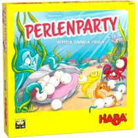 HABA 305867 - Kinderspiel - Perlenparty