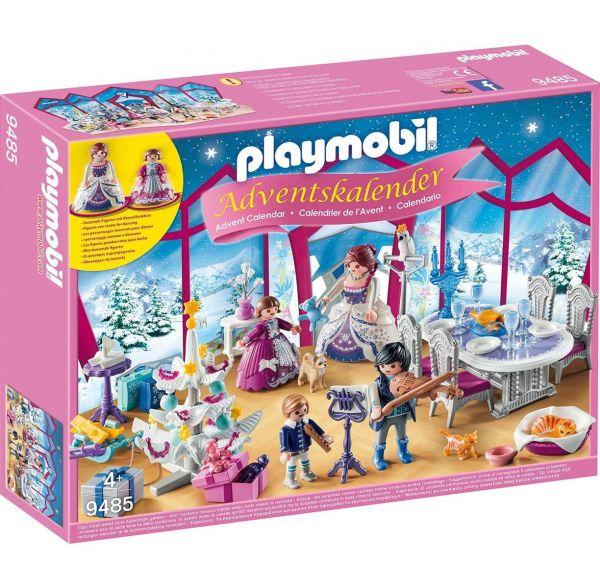 PLAYMOBIL 9485 - Adventskalender - Weihnachtsball im Kristallsaal