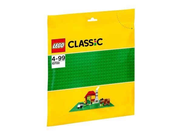 LEGO 10700 - Classic - Grüne Grundplatte