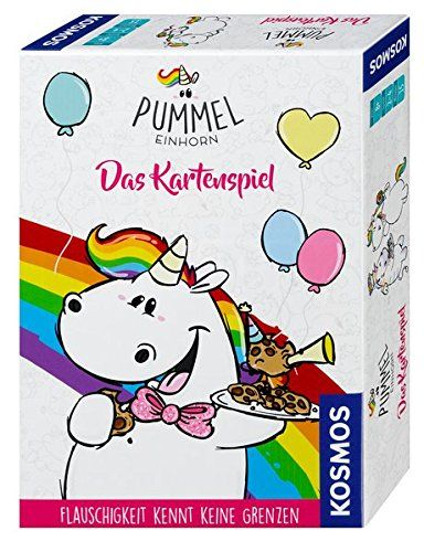 KOSMOS 697785 - Kartenspiel - Pummeleinhorn