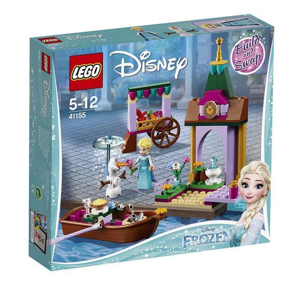 LEGO 41155 - Disney - Elsas Abenteuer auf dem Markt