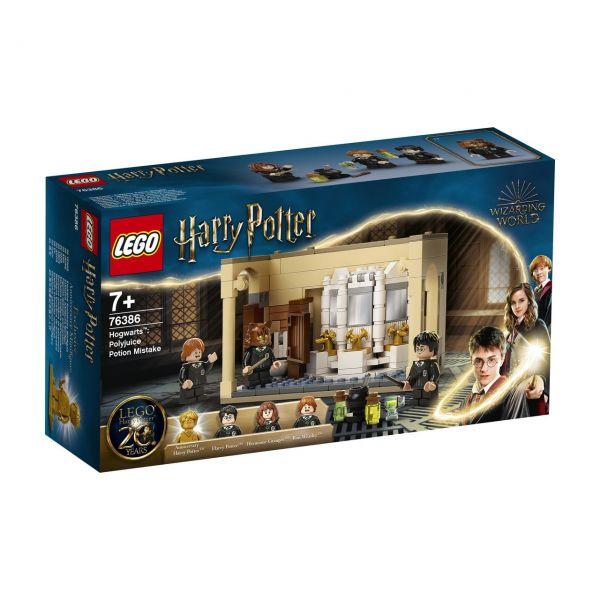 LEGO 76386 - Harry Potter™ - Hogwarts™: Misslungener Vielsafttrank