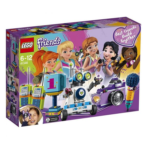 LEGO 41346 - Friends - Freundschafts-Box