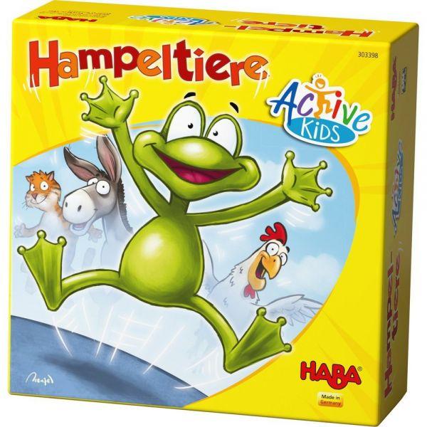 HABA 303398 - Active Kids - Hampeltier