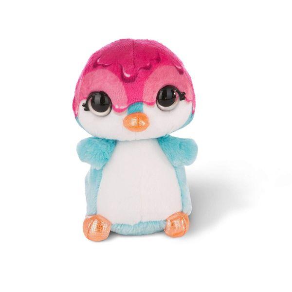 NICI 42484 - Nicidoos Flashies - Penguin Crazy, 12 cm