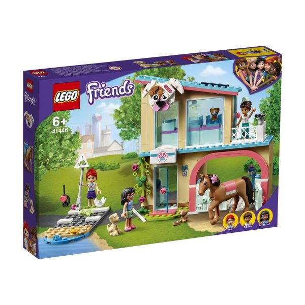 LEGO 41446 - Friends - Heartlake City Tierklinik