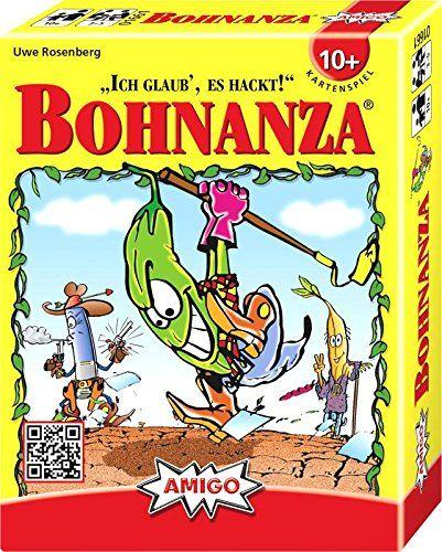 AMIGO 01661 - Kartenspiele - Bohnanza