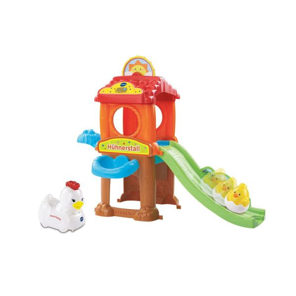 VTECH 80-165404 - Tip Tap Baby Tiere - Hühnerstall