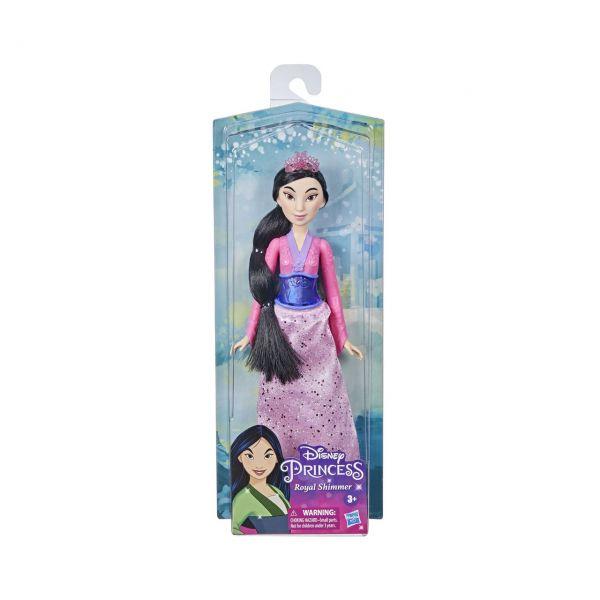 HASBRO F0905 - Disney Prinzessin - Schimmerglanz Mulan