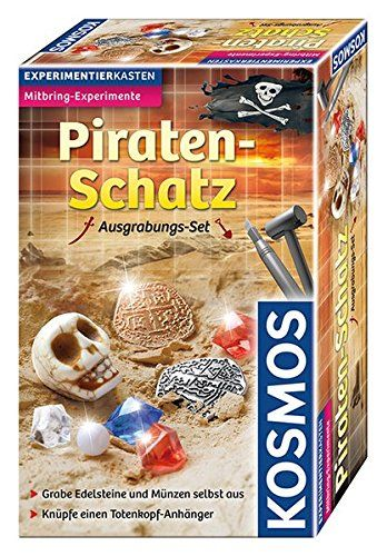 KOSMOS 657536 - Mitbringexperiment - Piraten-Schatz