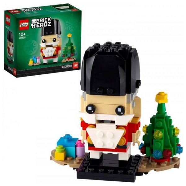 LEGO 40425 - BrickHeadz™ - Nussknacker 2021