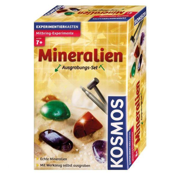 KOSMOS 630447 - Mitbringexperiment - Ausgrabungsset Mineralien