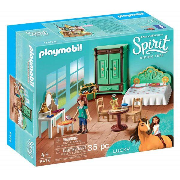 PLAYMOBIL 9476 - Spirit Riding Free - Luckys Schlafzimmer