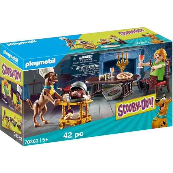 PLAYMOBIL 70363 - SCOOBY-DOO! - Abendessen mit Shaggy