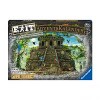 RAVENSBURGER 18956 - Adventskalender - EXIT, der verborgene Mayatempel, 2021