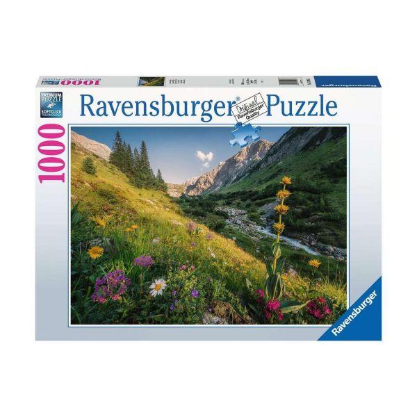 RAVENSBURGER 15996 - Puzzle - Im Garten Eden, 1000 Teile