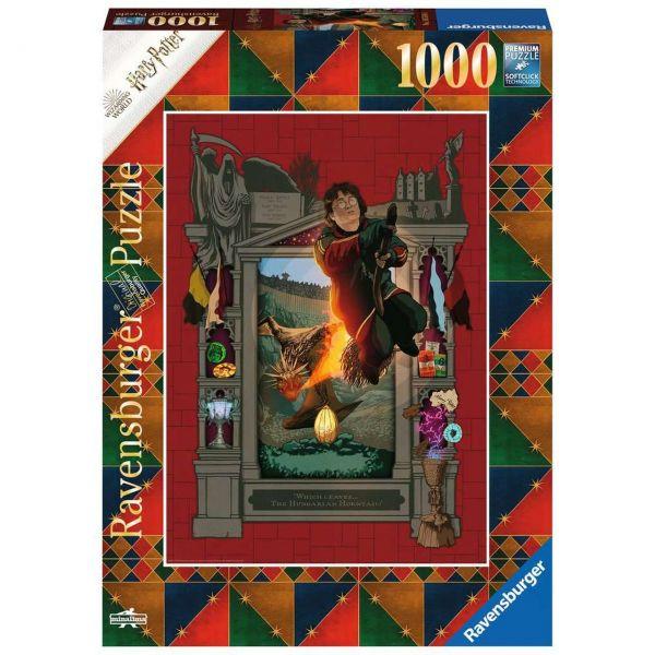 RAVENSBURGER 16518 - Puzzle - Harry Potter, das Trimagische Turnier, 1000 Teile