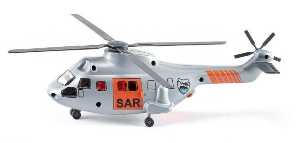 SIKU 2527 - SUPER (Fensterfaltschachtel) - Transportflugzeug