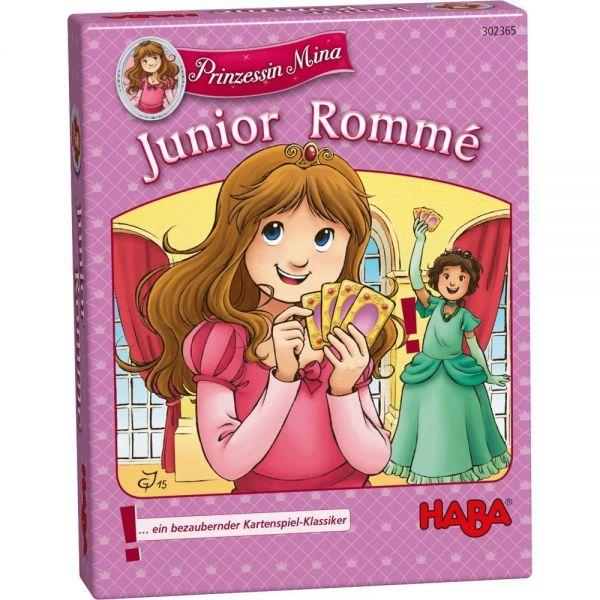 HABA 302365 - Prinzessin Mina - Junior Rommé