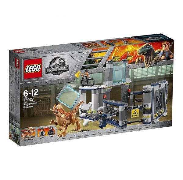 LEGO 75927 - Jurassic World - Ausbruch des Stygimoloch