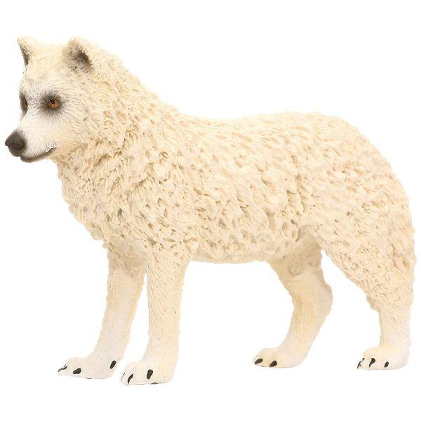 SCHLEICH 14742 - Wild Life - Arktischer Wolf