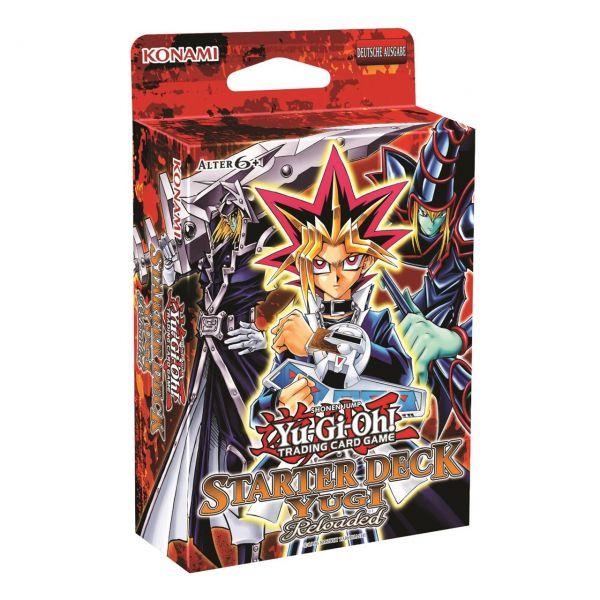 KONAMI 648193 - Yu-Gi-Oh! - Starter Deck YUGI Reloaded