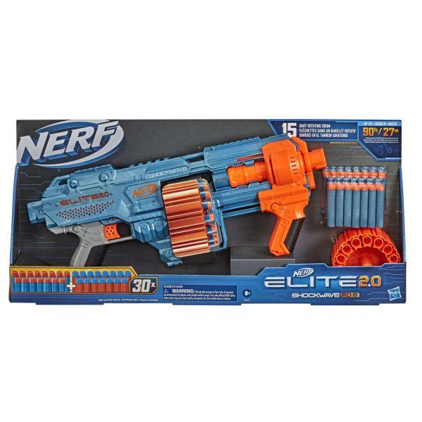 HASBRO E9527 - Nerf Elite 2.0 - Shockwave RD-15