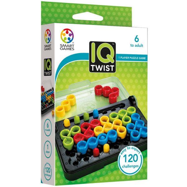 SMART GAMES 488 - IQ Reihe - IQ Twist