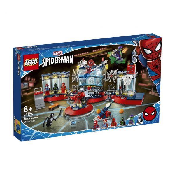 LEGO 76175 - Marvel Super Heroes™ - Angriff auf Spider-Mans Versteck