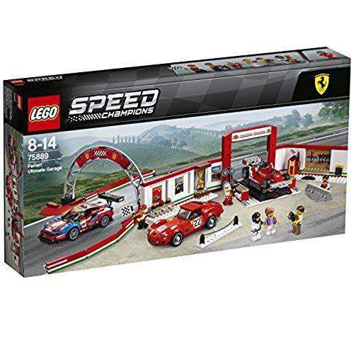 LEGO 75889 - Speed Champions - Ferrari Ultimative Garage