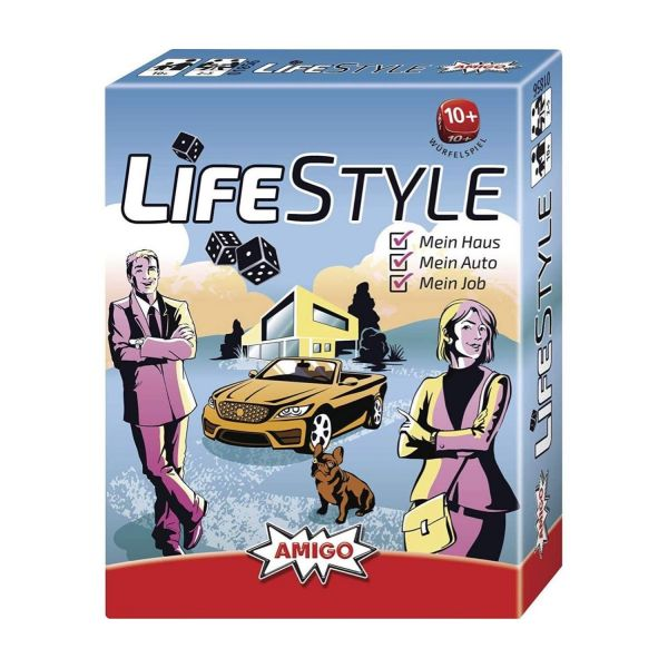 AMIGO 01856 - Kartenspiele - Lifestyle
