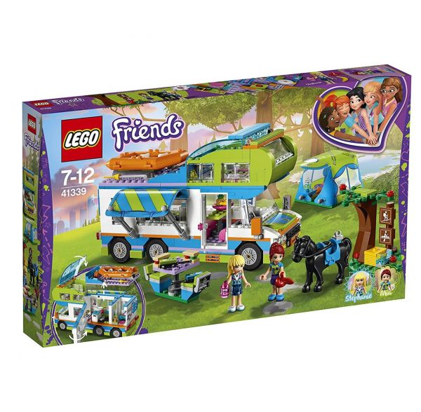 LEGO 41339 - Friends - Mias Wohnmobil